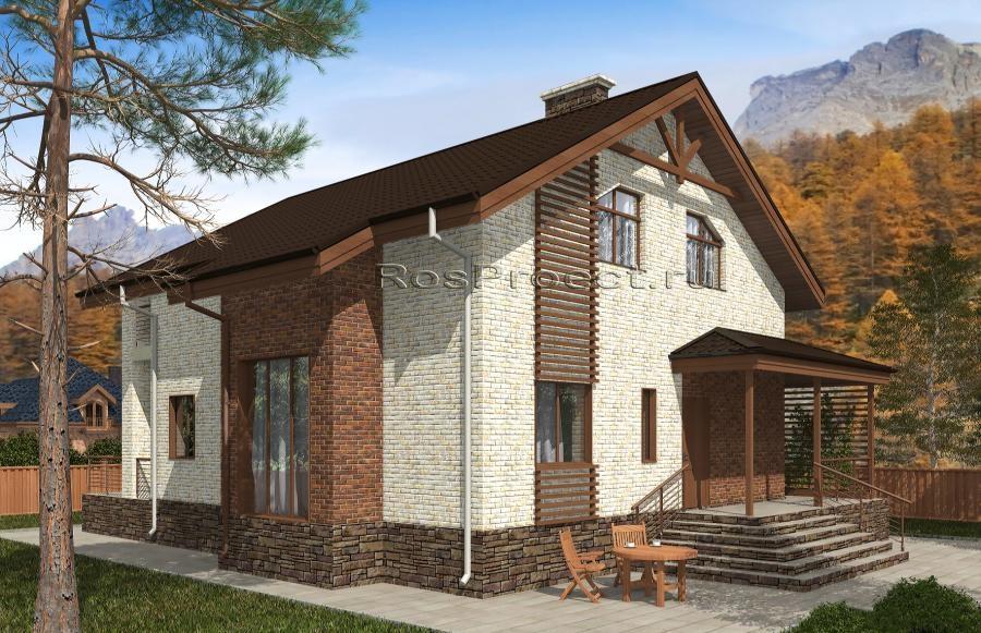 Строительство дач под ключ в Воронеже недорого