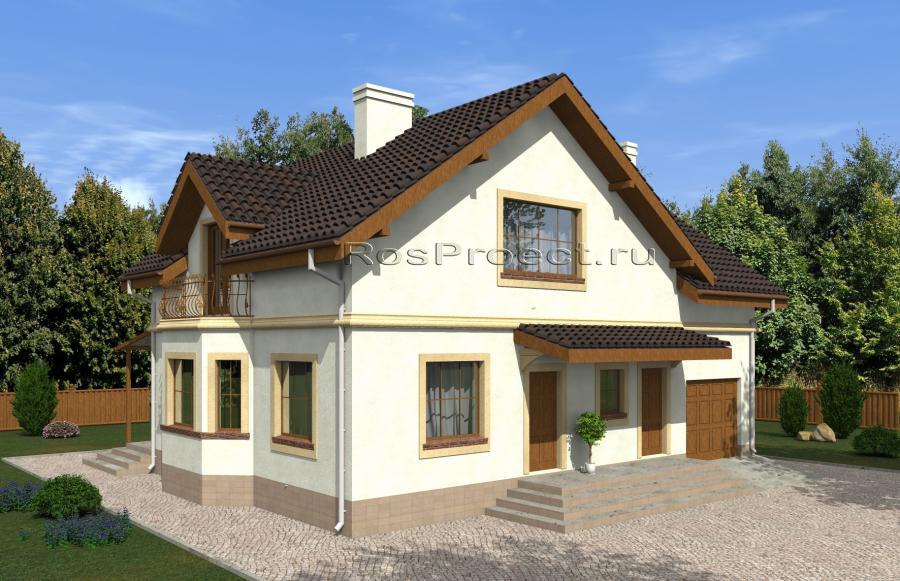 Наружная отделка фасадов дома: варианты, материалы для