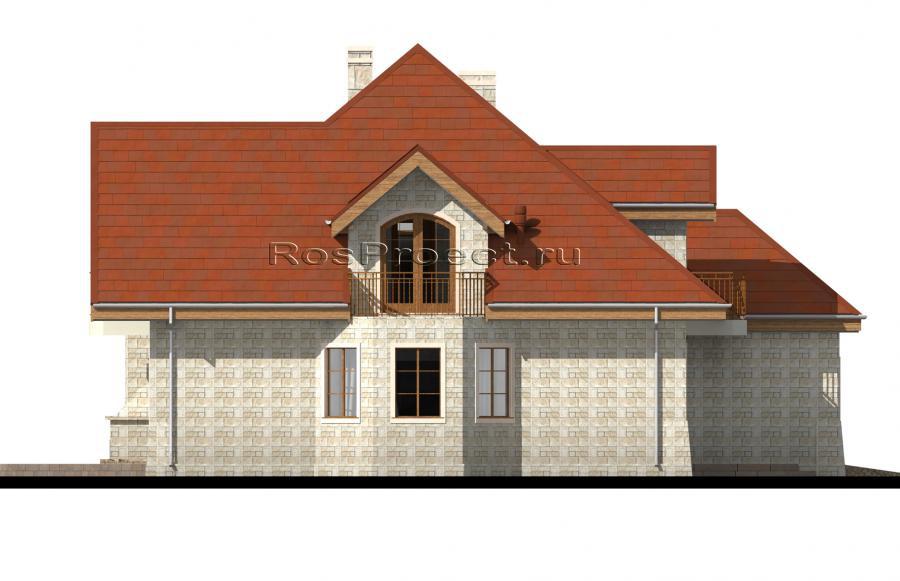 Проектирование домов и коттеджей Белгород Эскизные